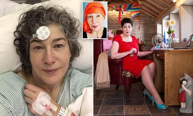 Calling cancer Mr C made it far less monstrous: JOANNE HARRIS