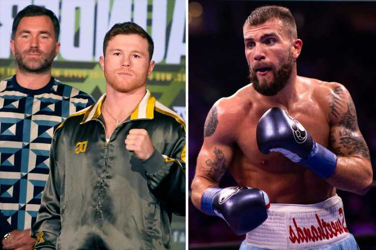 Canelo Alvarez in talks for September 11 undisputed clash with Caleb Plant in Las Vegas, reveals promoter Eddie Hearn