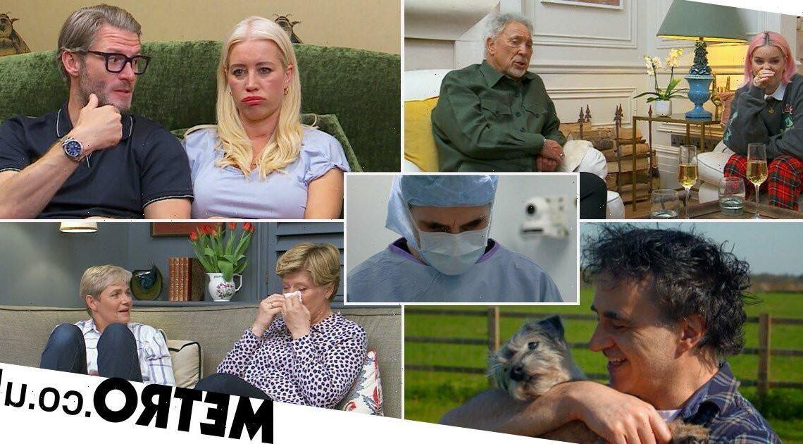 Celebrity Gogglebox: Stars horrified as Supervet operates on his own dog