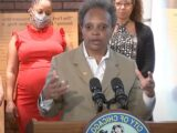 Chicago Mayor Lori Lightfoot declares racism a public health crisis – and gives $10million in Covid money to fight it