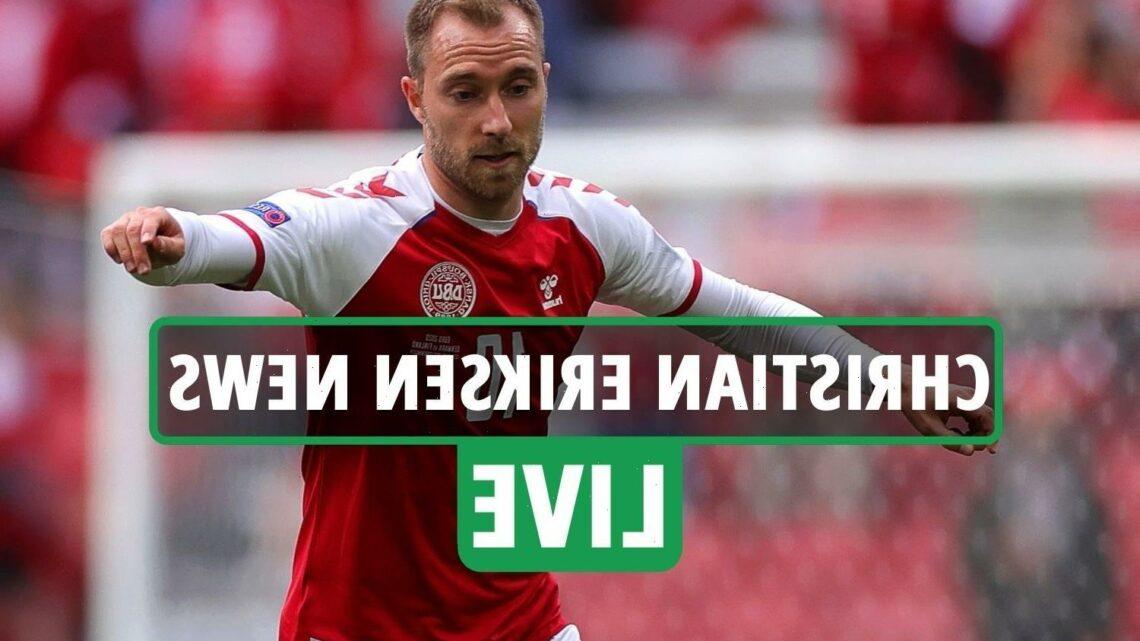 Christian Eriksen news LIVE: Dane suffered cardiac arrest, Denmark team doctor says star 'was gone' – latest updates