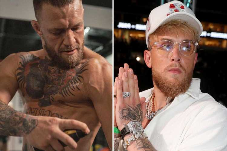 Conor McGregor is FINISHED and will end up fighting Jake Paul and the Kardashians, slams rival UFC manager Ali Abdelaziz