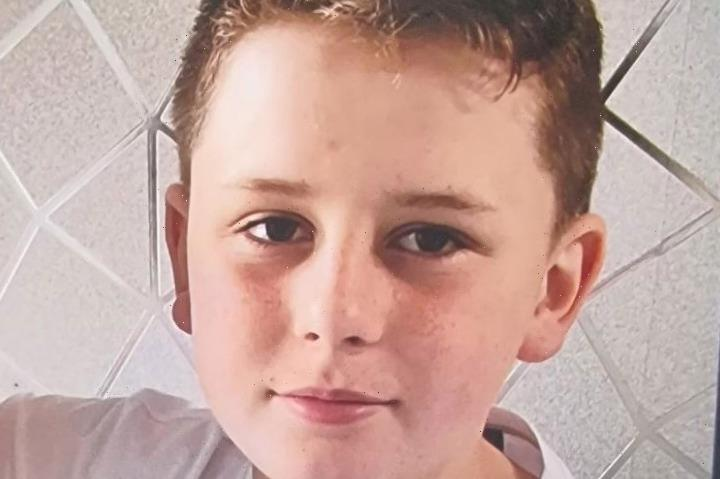 Cops hunt for boy, 12, who vanished on Sunday afternoon while riding his mountain bike