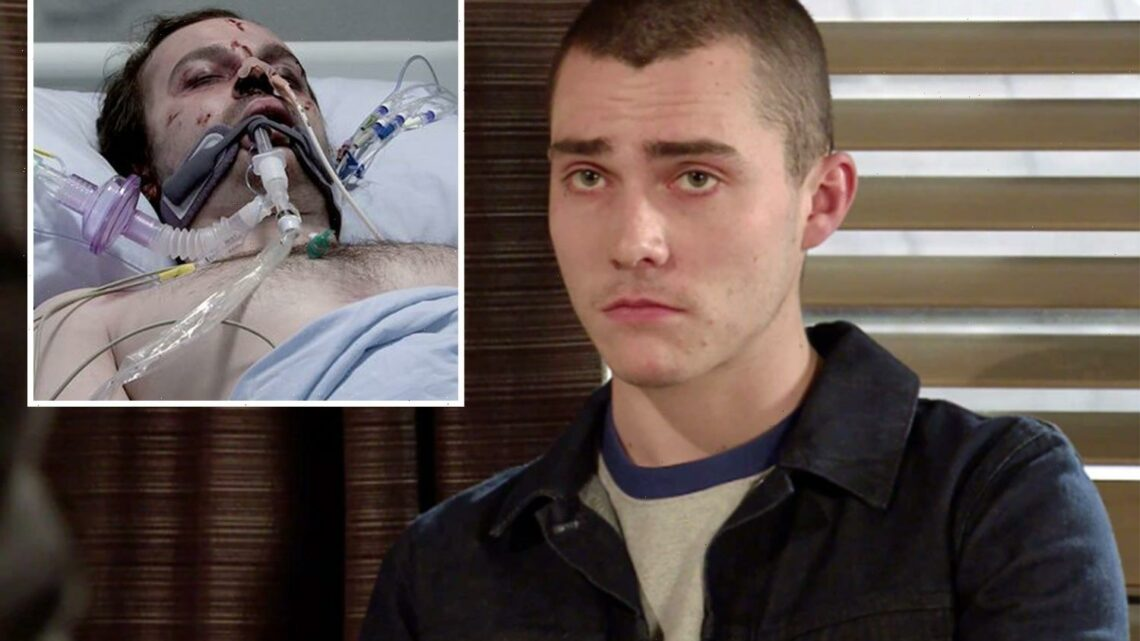 Coronation Street fans LIVID as Seb Franklin dealt crushing blow from beyond the grave