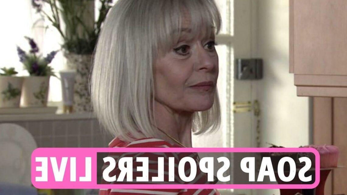 Coronation Street spoilers: Sharon makes explosive return to ruin evil nephew plus EastEnders & Emmerdale latest updates