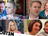 Corrie pregnancy shock, EastEnders Max found and 18 more soap spoilers