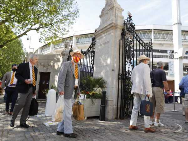 Cricket and its fans finally return home