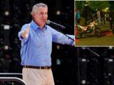 De Blasio shrugs off concerns over Washington Square Park mayhem