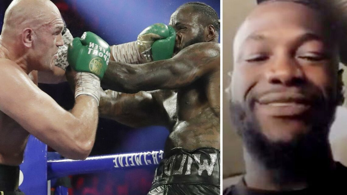 Deontay Wilder doubles down on Tyson Fury cheat accusations and claims boxing world turned a blind eye in explosive rant