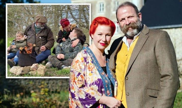 Dick Strawbridge gives Escape To The Chateau update 'We've had the cameras with us'