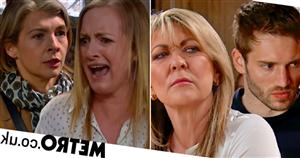 Emmerdale spoiler videos reveal Kim's camera exposed and Nicola's breakdown