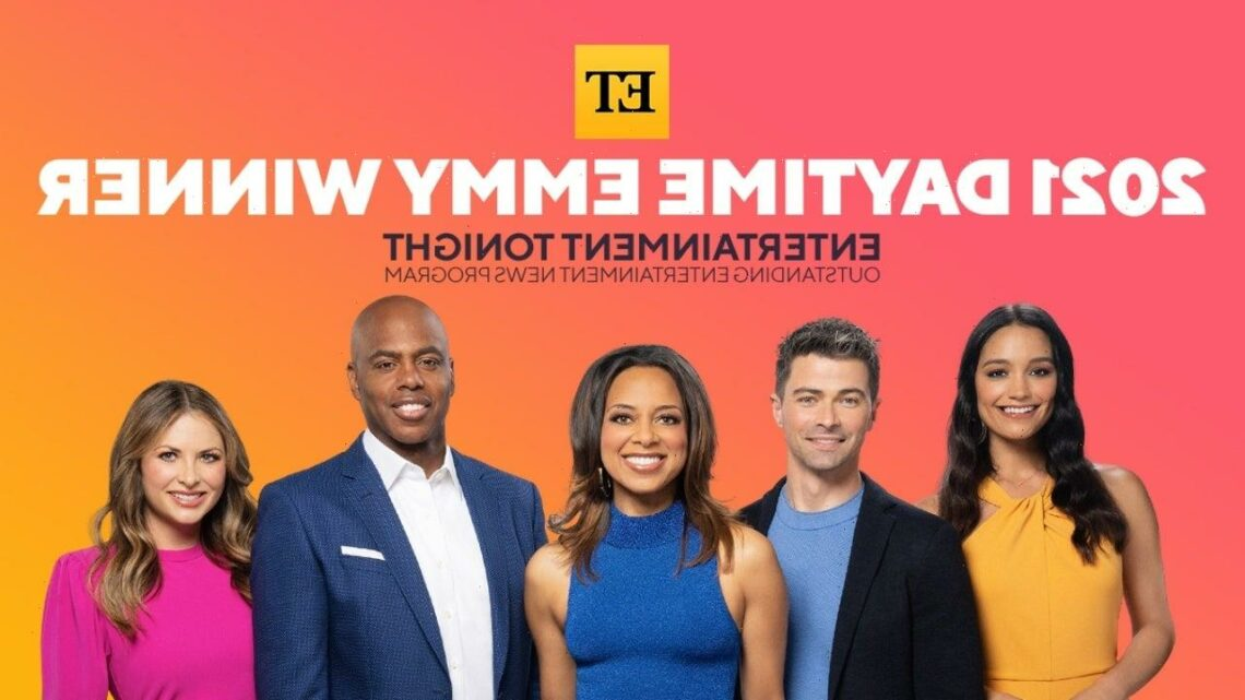 Entertainment Tonight Wins Its 6th Daytime Emmy Award