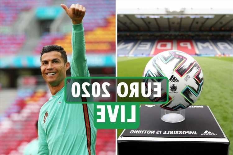 Euro 2020 LIVE: France vs Germany, Hungary vs Portugal build up, Cancelo OUT of Euros with positive Covid test – latest