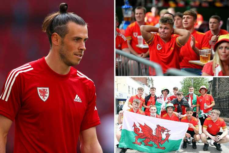Euro 2020: Wales fans devastated as Denmark takes 2-0 lead for knockout last 16 game