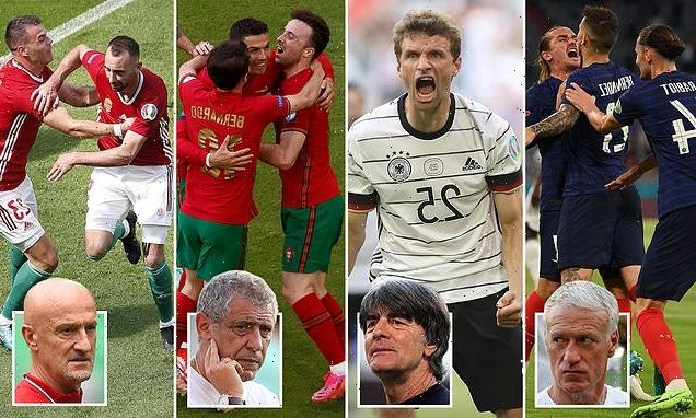 Euro 2020: Who should England fear playing the MOST in the last-16?