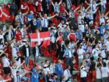 Euro 2020 crowd breaks out in deafening chant in support of Christian Eriksen: 'Football is beautiful'