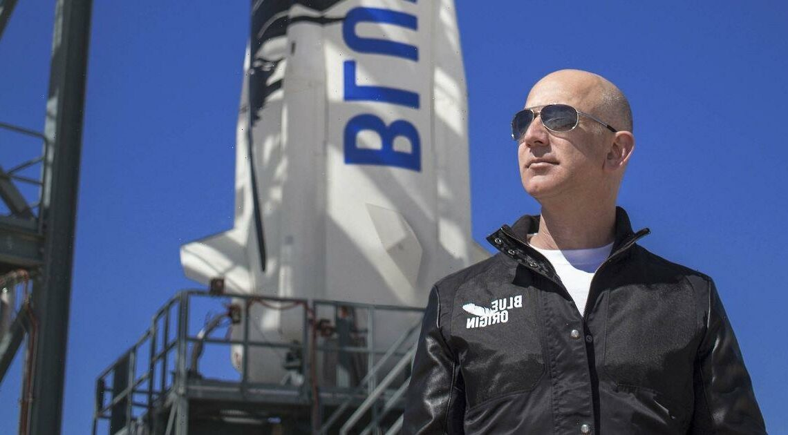 Everything that could go wrong for Jeff Bezos in space from explosions to flares