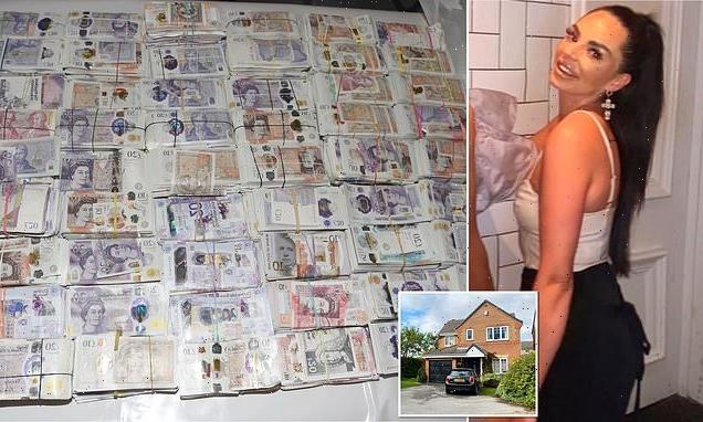 Executive, 30, caught trying to fly to Dubai with £2m is facing jail