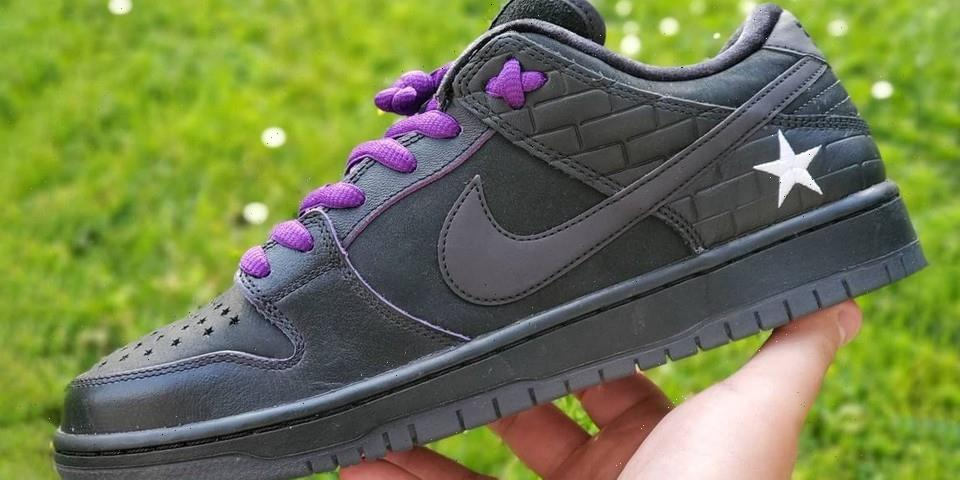 Familia x First Avenue x Nike SB Dunk Low Pays Homage To Prince and the Minneapolis Music Scene