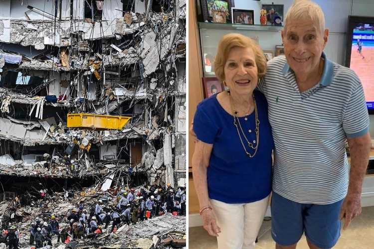 Family of couple missing in Florida building collapse getting haunting calls from condo DAYS after disaster