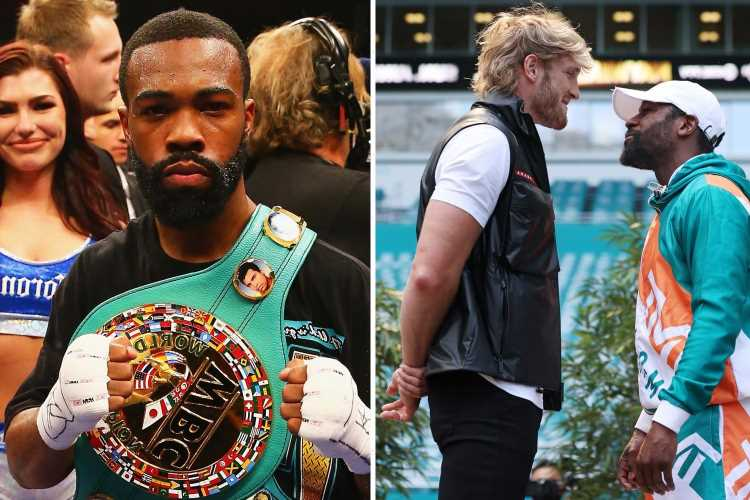 Floyd Mayweather vs Logan Paul is 'a MOCKERY to boxing', fumes Gary Russell Jr who also takes aim at Mike Tyson