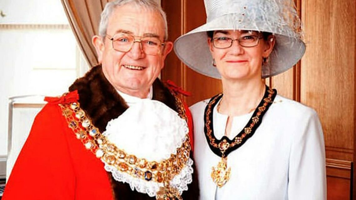 Former mayor's wife found dead in bed aged 68 from 'caffeine poisoning' four months after husband died from cancer