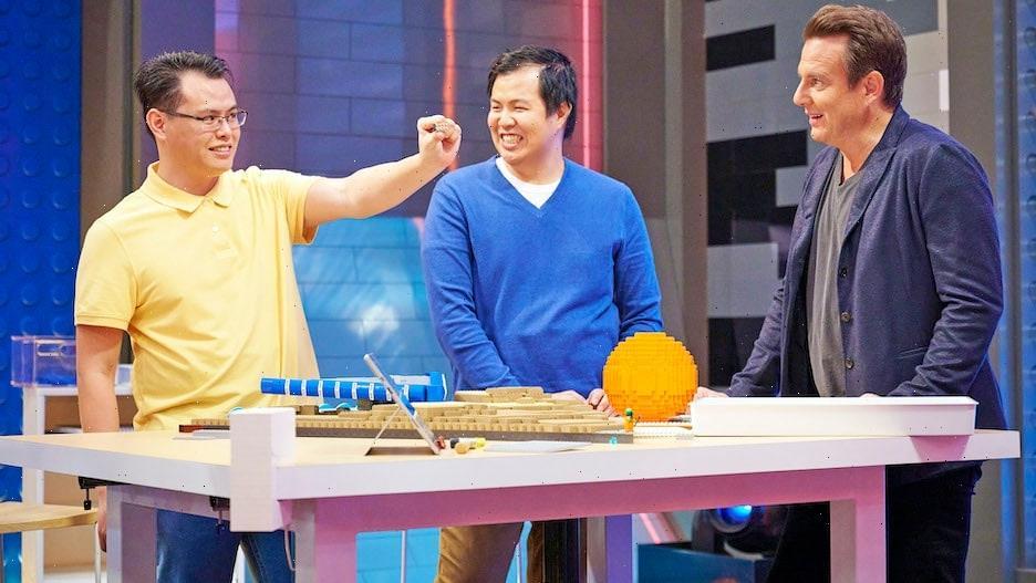 Fox's 'Lego Masters' Builds on Last Week's Season-Premiere Rating