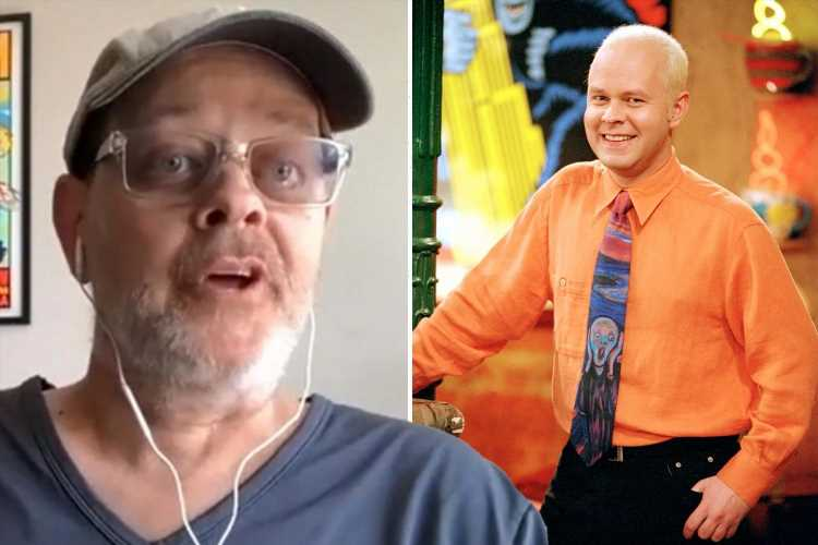 Friends star James Michael Tyler 'is going to fight' late-stage cancer despite disease spreading to his SPINE