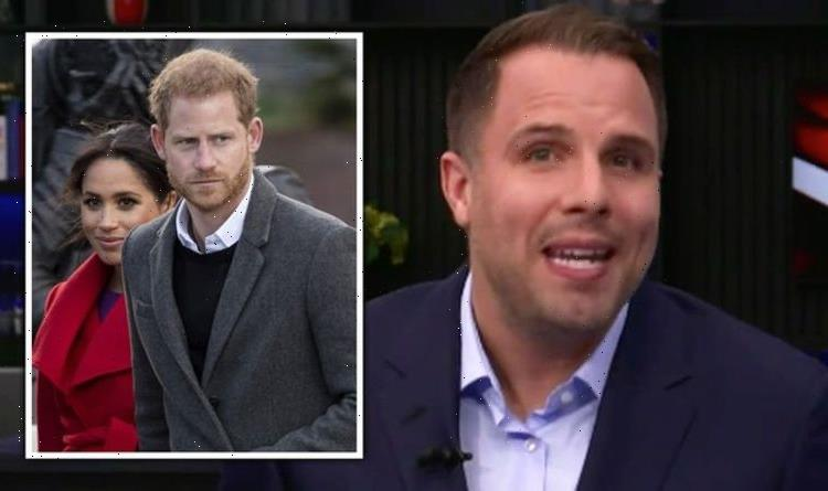 GB News viewers slam 'over the top' Meghan and Harry coverage 'Leave them alone!'