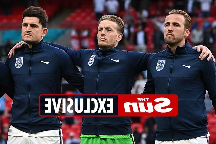 Gareth Southgate prints out National Anthem for England stars as patriotic boss demands rousing rendition vs Germany