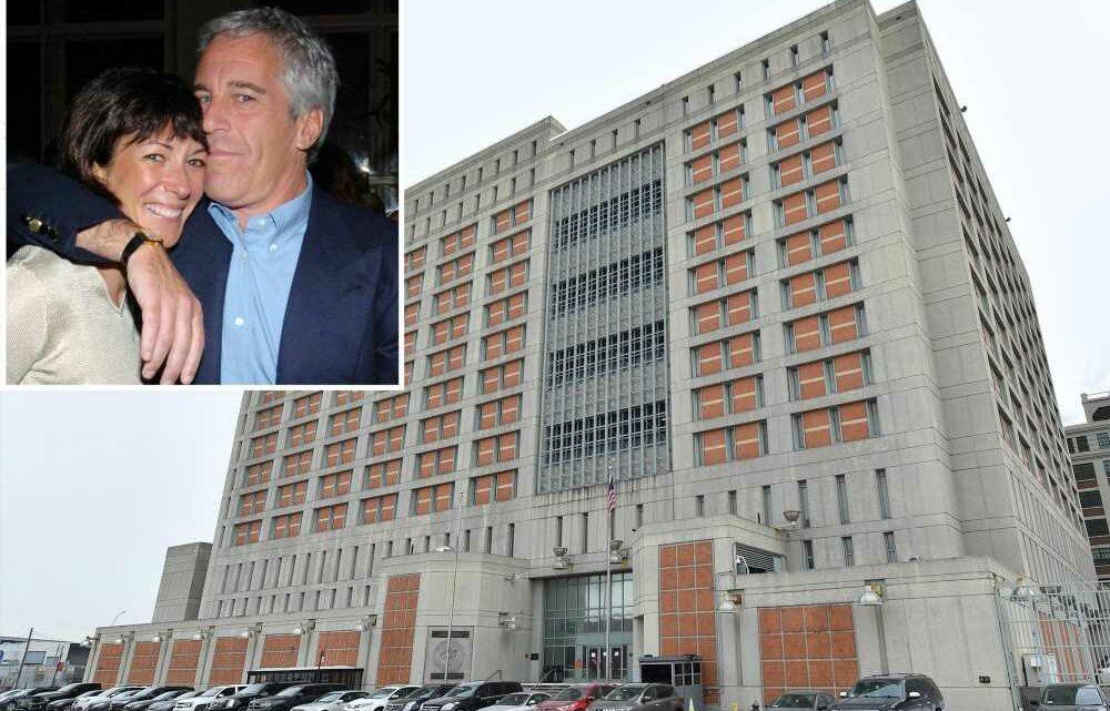 Ghislaine Maxwell denied bail for fifth time