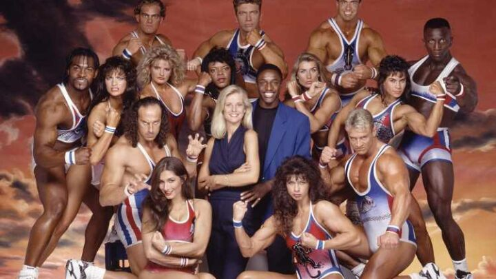 Gladiators stars to reunite and 'spill the beans on the show' 20 years after final episode aired