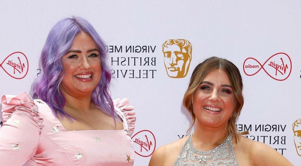 Gogglebox sisters Ellie and Izzi Warner drop jaws with glamorous BAFTA makeover