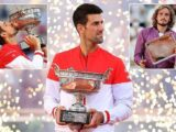 Gutsy Djokovic comes from two sets down to win French Open