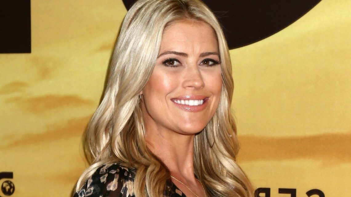 HGTV star Christina Haack talks life after Ant Anstead divorce: 'My goal is just to move on'