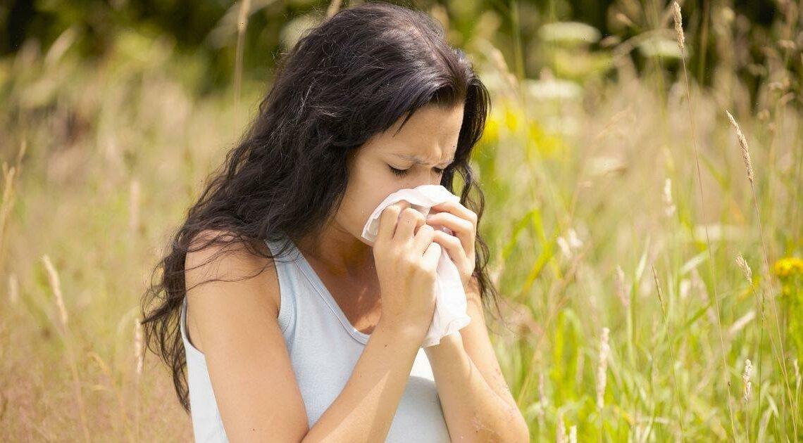 Hay fever injection side effects explained –and how it can relieve symptoms