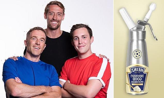 Heinz launches limited edition sprayable mayonnaise