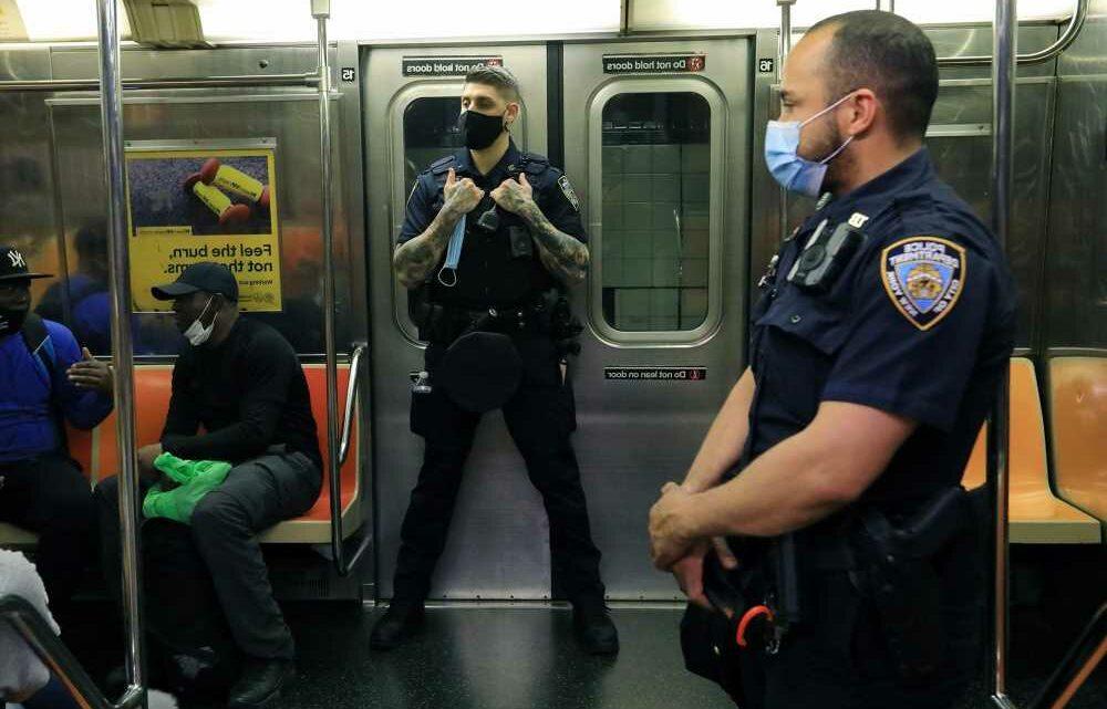 Historically high subway assault rate finally drops after MTA cop push