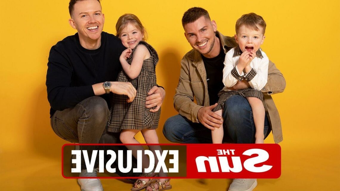 Hollyoaks' Kieron Richardson refuses to do Mummy Diaries style reality show to protect his twins from fame