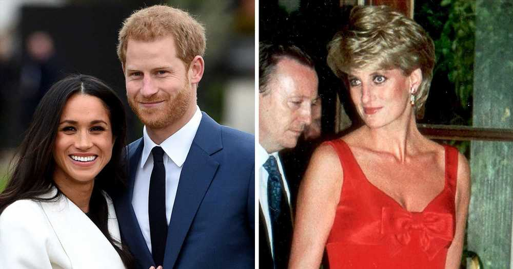 How Would Princess Diana Feel About Harry and Meghan's Daughter's Name?