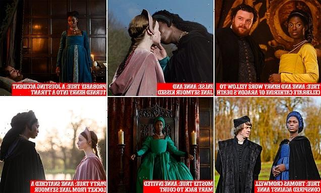 How accurate is Channel 5's Anne Boleyn?