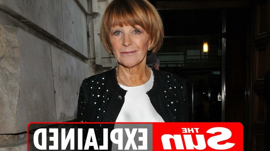 How old is Anne Robinson? – The Sun