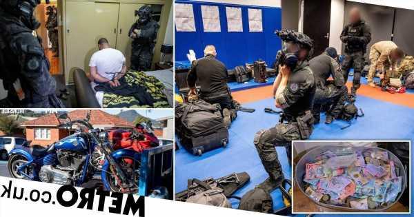 Huge international crime ring smashed by police using encrypted phones