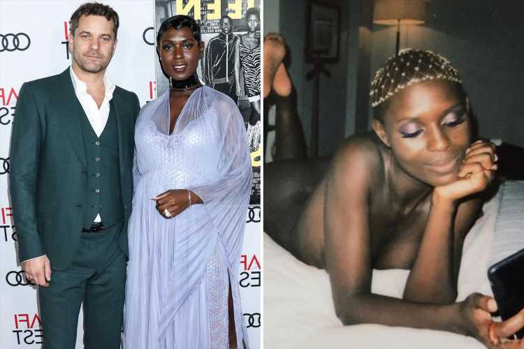 Inside Anne Boleyn star Jodie Turner-Smith's glam life of naked shoots and luxury trips with her Dawson's Creek husband