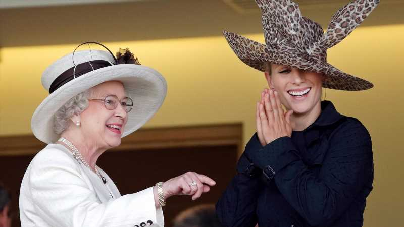 Inside The Queen's Relationship With Zara Tindall