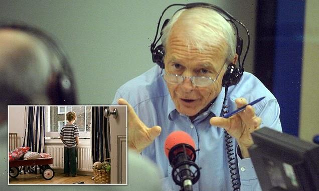 JOHN HUMPHRYS: I admit I lived to work. I wish I'd just worked to live