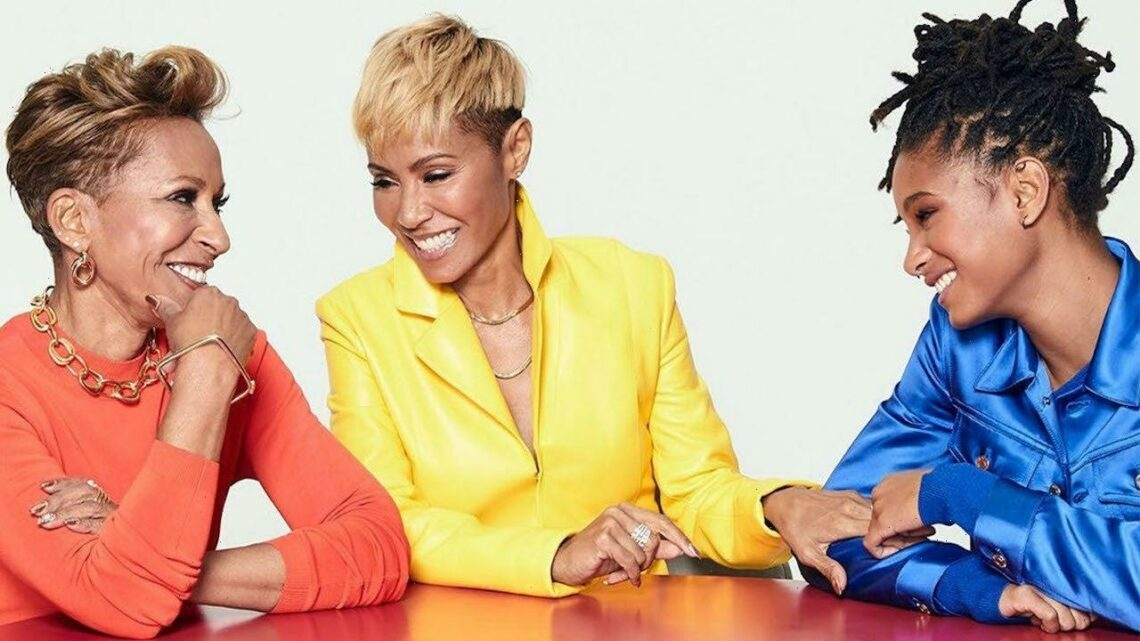 Jada Pinkett Smith, Willow & Gammy Discuss Their Private Parts