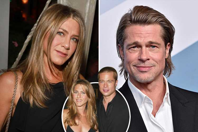 Jennifer Aniston reveals she still speaks to ex-husband Brad Pitt 15 years after he 'left her for Angelina Jolie'