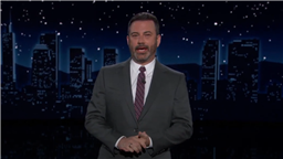 """Jimmy Kimmel Celebrates Being Fully Vaccinated, Talks Movie Theaters' Masking """"Honor System"""""""