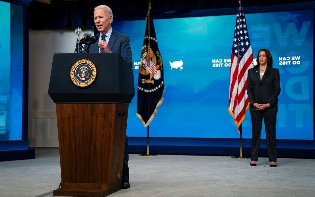 Joe Biden Outlines Vaccine Push To Reach 70% Milestone By July 4